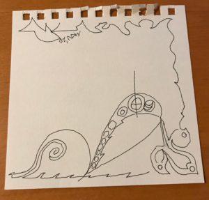 Client Zentangle Image